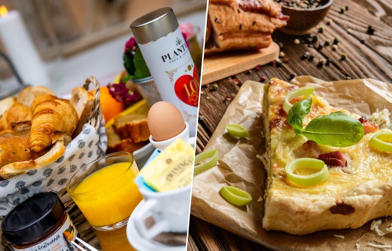 Diner petit-dejeuner normandie offre